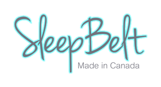 SleepBelt Logo clear background