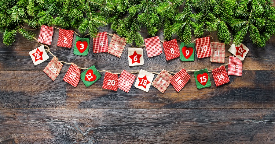 A Giving Project – The Reverse Advent Calendar