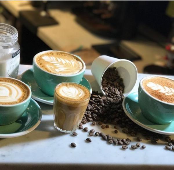 Coffee & Snacks, The Healthy Moms Card Way