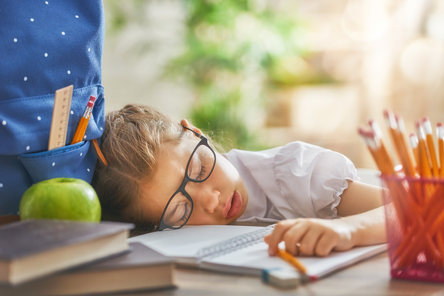 Do Overtired Kids Perform As Well In School?