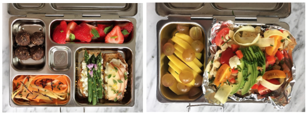 Litterless Lunch Boxes + Kid-Friendly Lunch Ideas