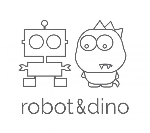 Robot and Dinosaur